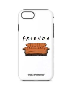 FRIENDS Couch iPhone 8 Pro Case