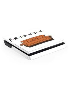 FRIENDS Couch PS4 Slim Skin