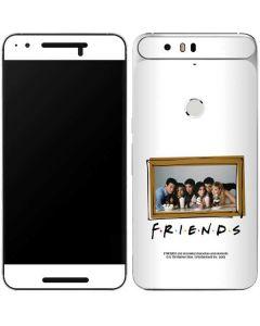FRIENDS Milkshakes Google Nexus 6P Skin
