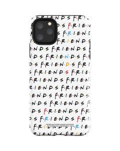 FRIENDS Pattern iPhone 11 Pro Max Impact Case