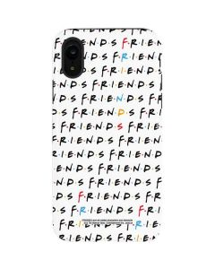 FRIENDS Pattern iPhone XR Pro Case