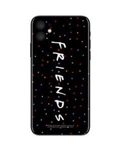 FRIENDS Polka Dots iPhone 11 Skin