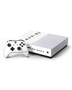 FRIENDS Xbox One S Console and Controller Bundle Skin