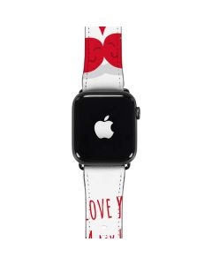 From My Head Tomatoes Apple Watch Band 42-44mm