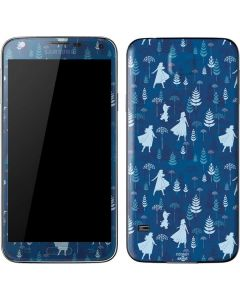Frozen II Pattern Galaxy S5 Skin