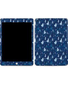 Frozen II Pattern Apple iPad Skin