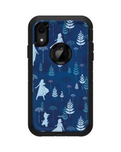 Frozen II Pattern Otterbox Defender iPhone Skin