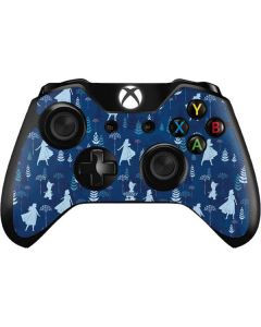Frozen II Pattern Xbox One Controller Skin