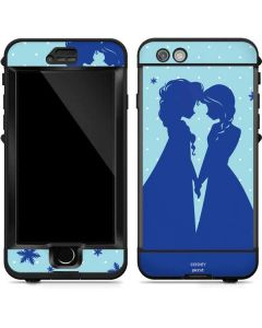 Frozen Silhouettes LifeProof Nuud iPhone Skin