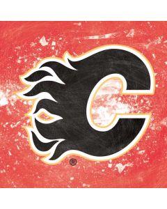 Calgary Flames Frozen Moto X4 Skin
