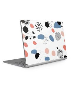 Patterned Dots Surface Book 2 15in Skin