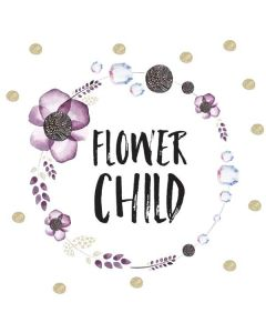 Flower Child Generic Laptop Skin