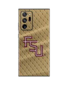 FSU Gold Print Galaxy Note20 Ultra 5G Skin