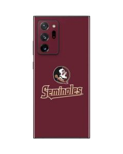FSU Seminoles Galaxy Note20 Ultra 5G Skin