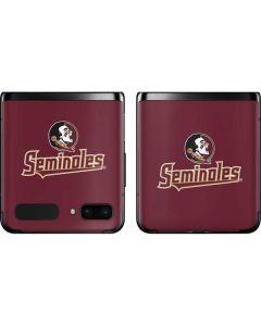 FSU Seminoles Galaxy Z Flip Skin