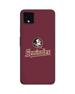 FSU Seminoles Google Pixel 4 XL Skin