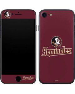 FSU Seminoles iPhone SE Skin