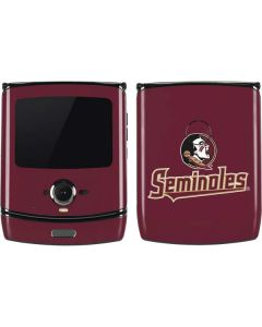 FSU Seminoles Motorola RAZR Skin
