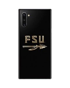 FSU Spear Logo Galaxy Note 10 Skin