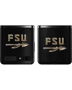 FSU Spear Logo Galaxy Z Flip Skin