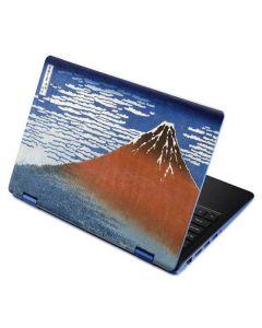 Fuji Mountains in clear Weather Aspire R11 11.6in Skin