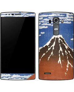 Fuji Mountains in clear Weather G4 Skin