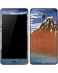 Fuji Mountains in clear Weather Galaxy Grand Prime Skin