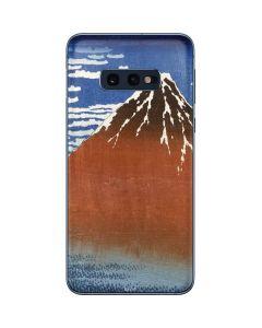 Fuji Mountains in clear Weather Galaxy S10e Skin