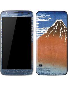 Fuji Mountains in clear Weather Galaxy S5 Skin
