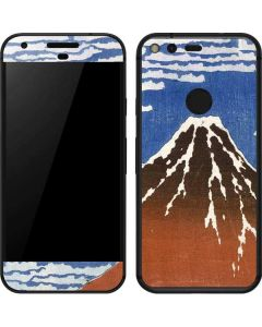 Fuji Mountains in clear Weather Google Pixel Skin