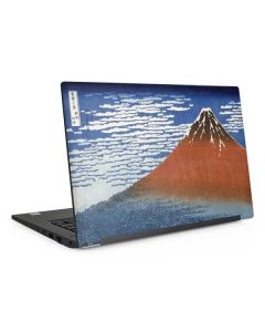 Fuji Mountains in clear Weather Dell Latitude Skin