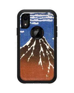 Fuji Mountains in clear Weather Otterbox Defender iPhone Skin
