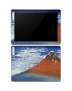 Fuji Mountains in clear Weather Surface Go Skin