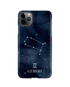 Gemini Constellation iPhone 11 Pro Max Lite Case