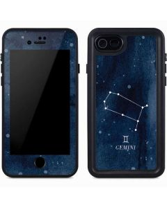 Gemini Constellation iPhone 8 Waterproof Case