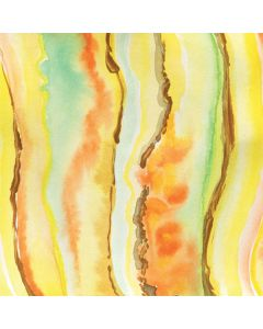 Tuscan Sun Watercolor Geode LifeProof Nuud iPhone Skin