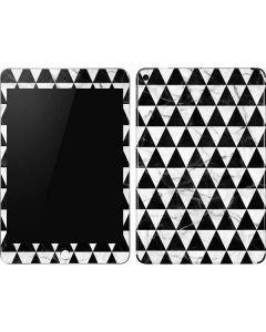 Geometric Marble Apple iPad Mini Skin
