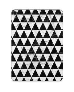 Geometric Marble Apple iPad Pro Skin