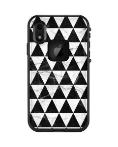 Geometric Marble LifeProof Fre iPhone Skin