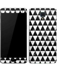 Geometric Marble OnePlus 3 Skin