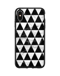 Geometric Marble Otterbox Symmetry iPhone Skin