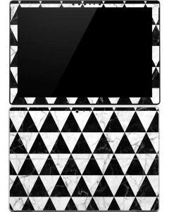 Geometric Marble Surface Pro (2017) Skin