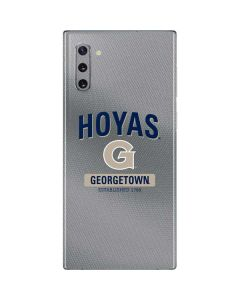 Georgetown Established 1789 Galaxy Note 10 Skin