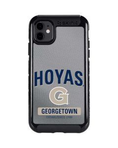 Georgetown Established 1789 iPhone 11 Cargo Case