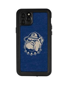 Georgetown Jack the Bulldog Mascot iPhone 11 Pro Max Waterproof Case