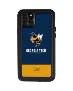 Georgia Institute of Technology iPhone 11 Pro Max Waterproof Case