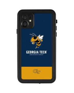Georgia Institute of Technology iPhone 11 Waterproof Case