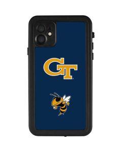 Georgia Tech iPhone 11 Waterproof Case