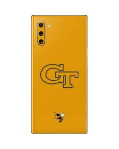 Georgia Tech Ramblin Wreck Galaxy Note 10 Skin