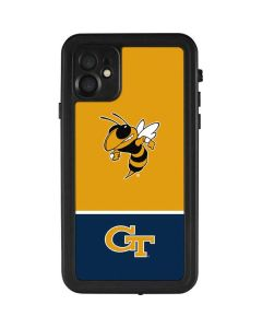Georgia Tech Yellow Jackets iPhone 11 Waterproof Case